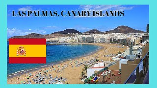 Gran Canaria Spain  City pictures : Spectacular Las Palmas, Gran Canaria, a walking tour (Spain)