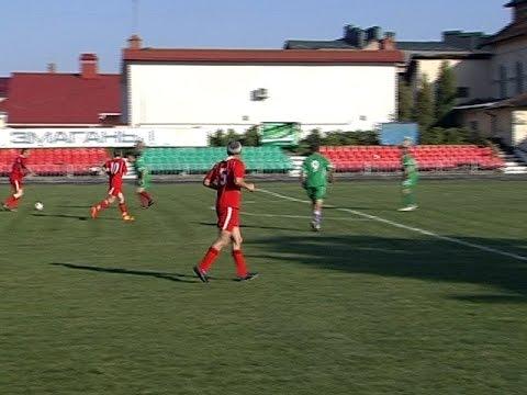 На Івано-Франківщині активно відроджується ветеранський футбол