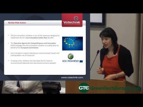 Funding Cleantech Conference -Votechnik