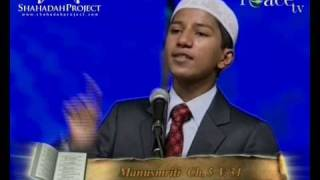 Hq: Peace Makers 2010 - Fariq Naik - Misconceptions About Islam [part 7/9]
