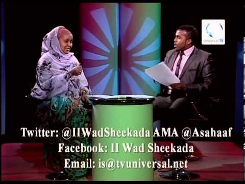 ii wad sheekada Universal TV 12 12 2013