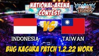 Video BUG Kagura Masih Bisa di Patch Terbaru 1.2.22 Indonesia vs Taiwan National Arena Contest 17102017 MP3, 3GP, MP4, WEBM, AVI, FLV Oktober 2017