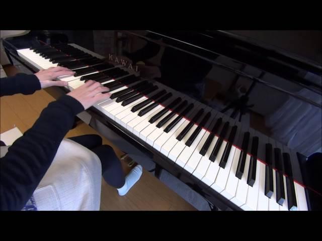 卒園ソング「思い出のアルバム」(歌詞・コード付き)をピアノで弾いてみた♪