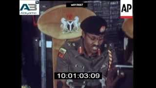 1983 - General Buhari Takes Over, Fights Corruption