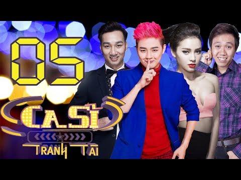 OFFICIAL | CA SĨ TRANH TÀI VTV3 Full - Tập 5| Anh Đức, Thanh Duy, Phương Trinh Jolie | 06/04/2018 - Thời lượng: 1:23:27.