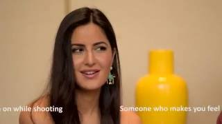 Rapid Fire with Katrina Kaif