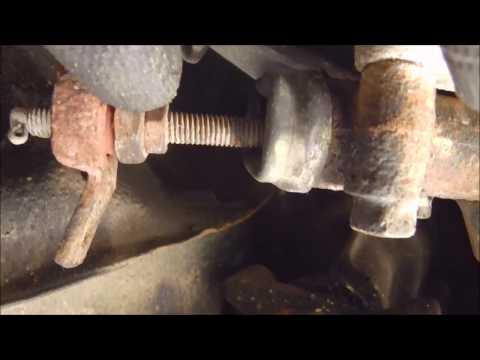 Ход штока рабочего цилиндра сцепления ваз 2106 фото
