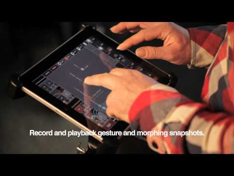 TouchAble App for iPad - Control Ableton Live with iPad