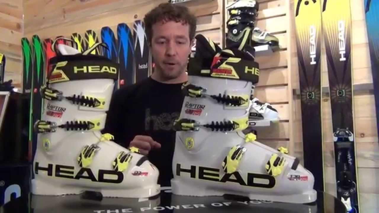 HEAD 2014-15 Training Videos – Raptor Boots