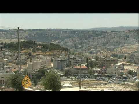 Israel's continued settlement expansion
