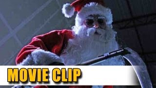 "Silent Night ""Santa's Up to No Good"" Movie Clip (2012)"