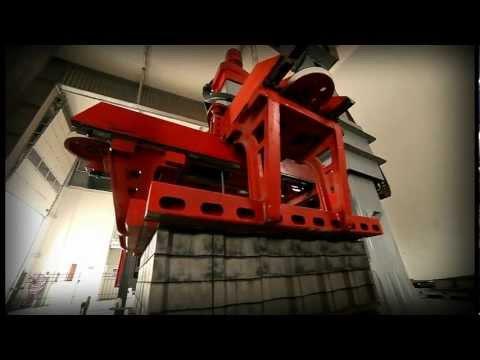 Techmatik - robot pakujący Robomatik / Robomatik cuber