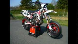 4. Honda 450 CRF 2012 Ultimate - The Movie