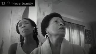 Brandy and Jenifer Lewis - were gonna be alright
