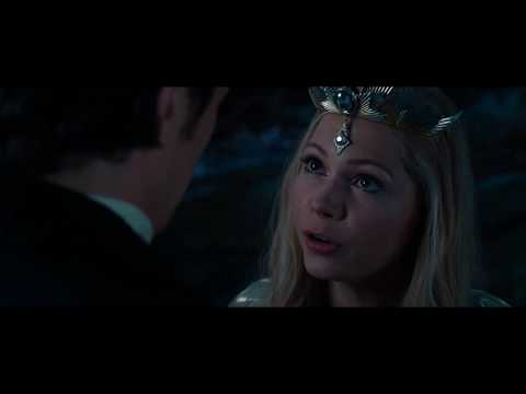 Oz The Great And Powerful: Oz Meets Glinda Scene