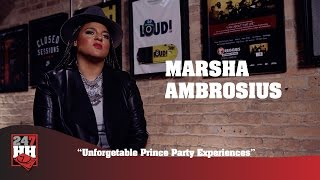 Marsha Ambrosius - Unforgettable Prince Party Experiences (247HH Exclusive)