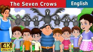 Video Seven Crows in English | Story | English Fairy Tales MP3, 3GP, MP4, WEBM, AVI, FLV Juli 2019