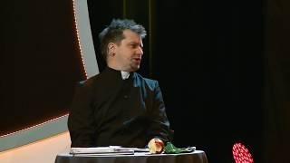 Skecz, kabaret = Kabaret Młodych Panów - Opowieści Biblijne po Śląsku część 1 (Rybnicka Jesień Kabaretowa Ryjek 2012)