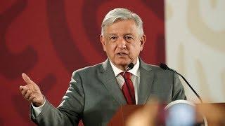 López Obrador responde a la amenaza de Trump de imponer aranceles a México