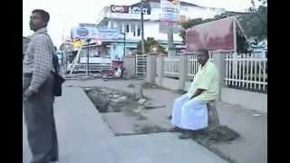 Puttalam Sri Lanka  City pictures : Sri Lanka : Street View in Puttalam (Bicycle Tour, Feb., 2004)