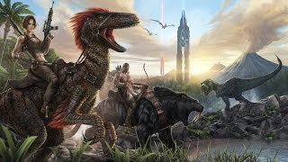 ARK: Survival Evolved Announcement Trailer
