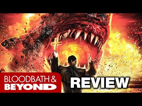 Shark Exorcist (2015) - Movie Review