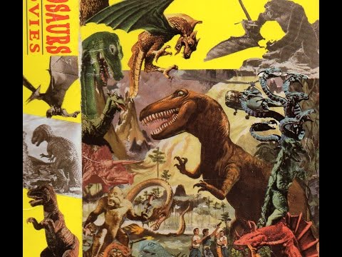 Stop Motion Monster Trailer Reel (1925-1992)