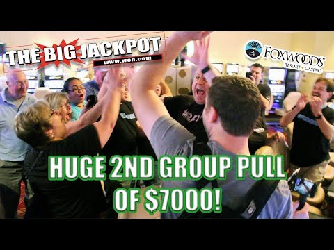 💵 2nd HUGE Group Pull of $7000! Watch To See If Everyone Wins Big 💰