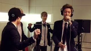 Video 정오의 희망곡 김신영입니다 - EXO Kai & Chan Yeol - Dang Dang Dang, 엑소 카이 & 찬열 - 땡땡땡 20130829 MP3, 3GP, MP4, WEBM, AVI, FLV Agustus 2018
