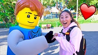 MEET MY LEGO BOYFRIEND!!