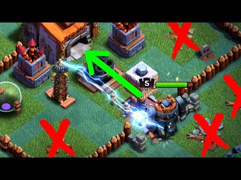 clash of clans attack weapons