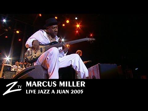 Marcus Miller - Bruce Lee - LIVE видео