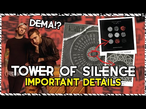 Tower Of Silence l IMPORTANT DETAILS YOU MIGHT HAVE MISSED / TØP