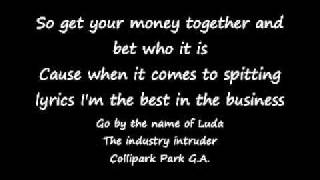 Akon - Drop Down Low (feat. Ludacris) Lyrics Screen Hd