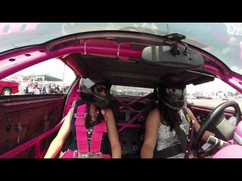 Da1Grl's Ride-Along Show – NOPI Nationals 2014 – Myrtle Beach Speedway