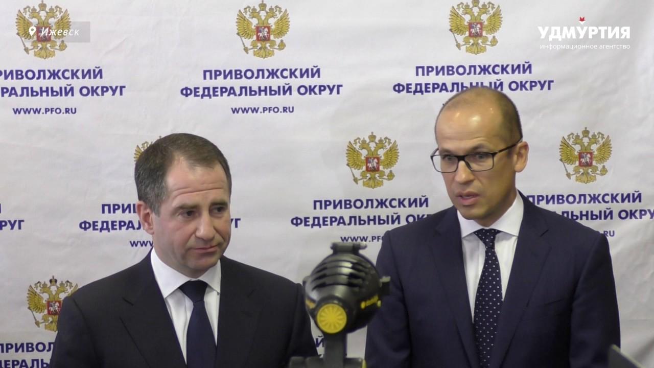 Первые заявления врио главы Удмуртии Александра Бречалова