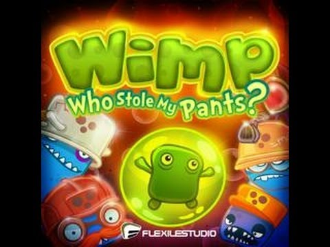 Wimp : Who Stole My Pants ? IOS