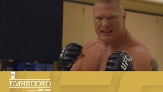 UFC 200 EMBEDDED Ep3