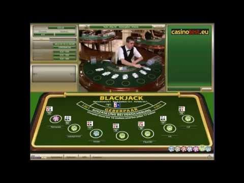 Casino770 Live Dealer Blackjack Video