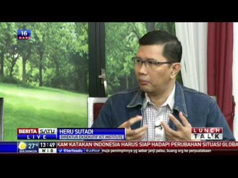 Lunch Talk: Debat Pilgub Di Mata Netizen #4