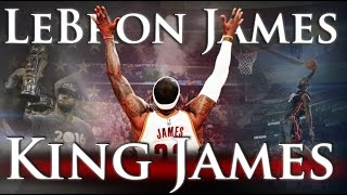 Video LeBron James - King James MP3, 3GP, MP4, WEBM, AVI, FLV Mei 2019