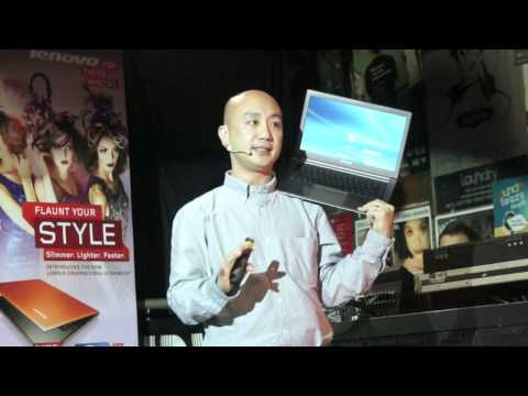 The Launch Of The Lenovo U300s And U300e Ultrabooks