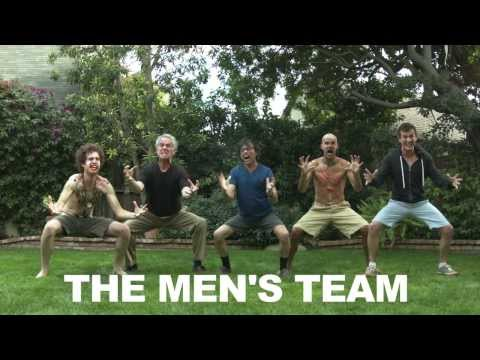 THE MEN'S TEAM – Promo for a new Web Series