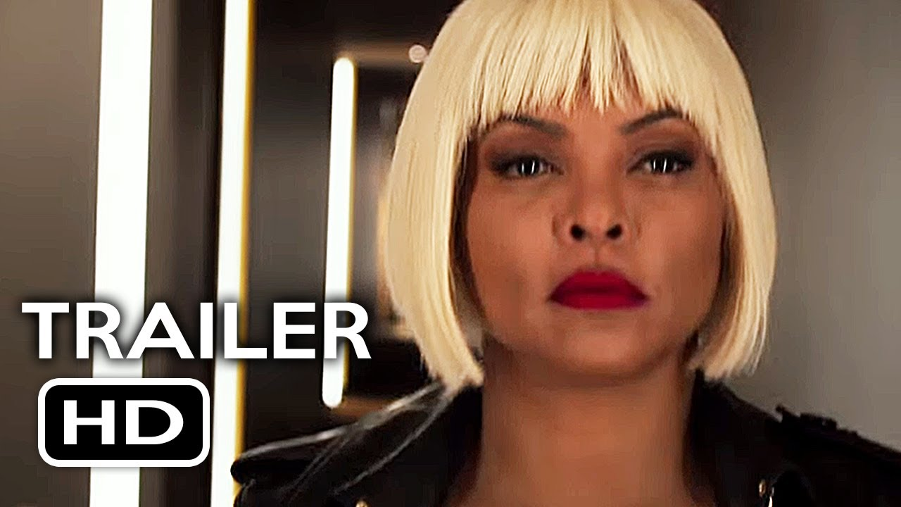 Taraji P. Henson is Killing for the Man Every Night & Day in 'Proud Mary' (Trailer) with Danny Glover