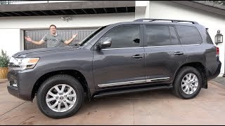 Video Here's Why the 2018 Toyota Land Cruiser Costs $85,000 MP3, 3GP, MP4, WEBM, AVI, FLV November 2018