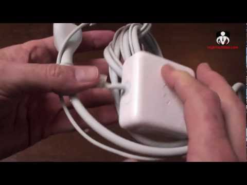 How To Wrap a MacBook Air or MacBook Pro MagSafe Power Adapter the NEW Way
