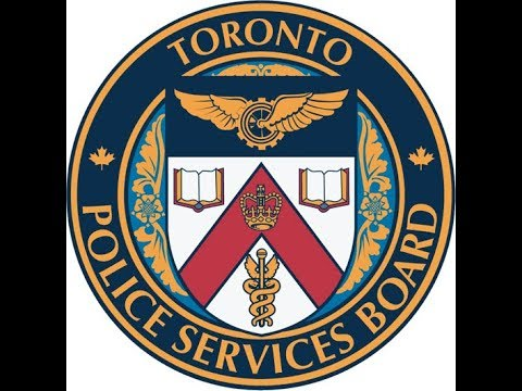 Toronto Police Services Board Meeting | LiveStream | Wed.,Jan.22nd/2020 | 1:30PM