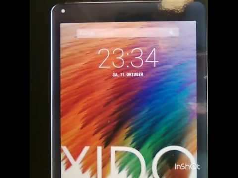 XIDO Z120/3G 136€ 10Zoll,32GB,2GB RAM,