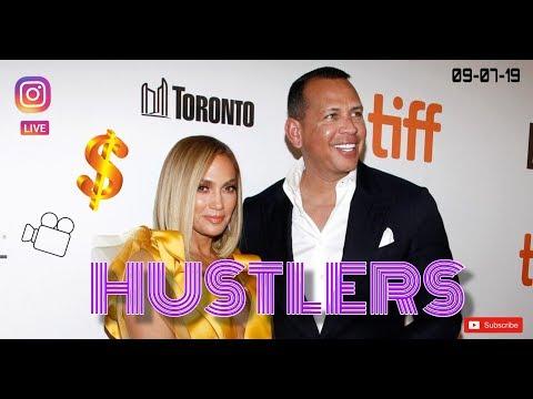 Hustlers premiere *TIFF* (09-07-19)