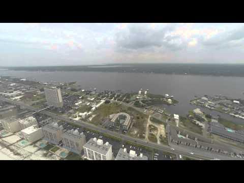 Gulf Shores Drone Video